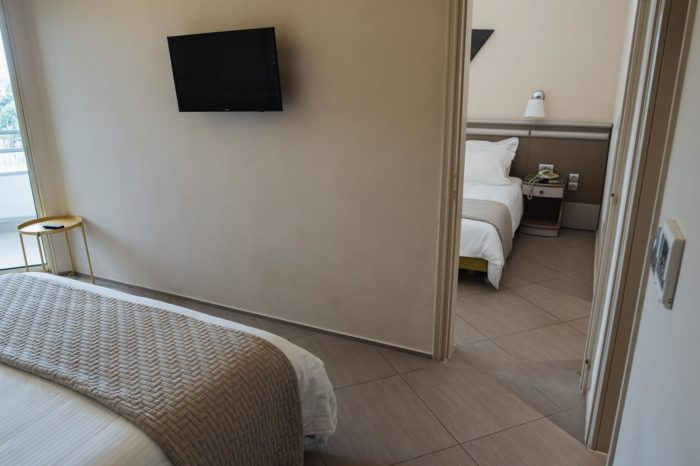 family rooms in athens - Emmantina Hotel