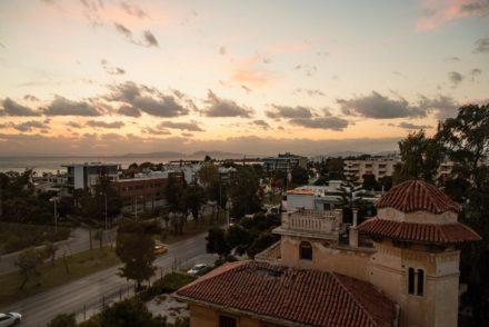 glyfada athens - Emmantina Hotel