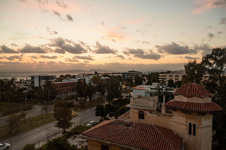 athens glyfada - Emmantina Hotel