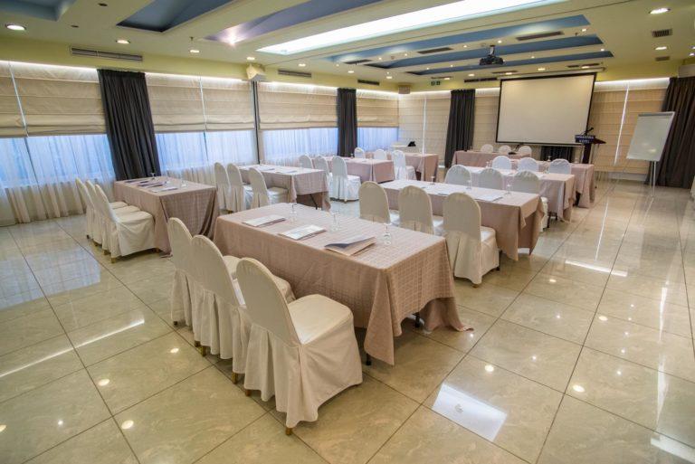 αιθουσες εκδηλωσεων γλυφαδα - Emmantina Hotel