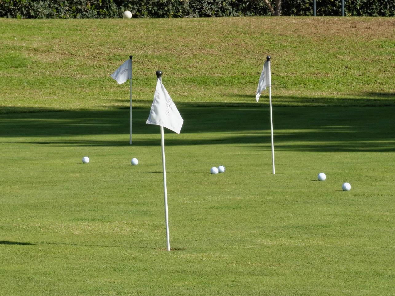 golf glyfada athens - Emmantina Hotel